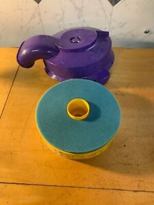 Dyson Vacuum DC07 genuine PURPLE washable filter and cover piece used