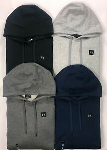 Mens Big amp; Tall Under Armour Cold Gear Loose Cotton Pullover Hoodie $40.99