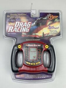 Hasbro Winners Circle Pro Drag Racing Electronic Handheld Game 1997 $149.99