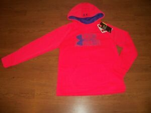 NWT girls youth Under Armour hoodie size YLG $44.99 $20.20
