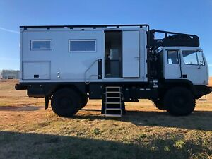 2019 Global Expedition Vehicles Class C RV 2012 SD Brazos Chassis