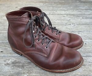 Wolverine Original 1000 Mile Boot # W05299 Rust Brown Leather Made USA Men 12D $100.00