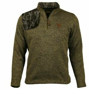 Gamekeeper Wing Shooter Pullover Upland Hunting Sweater Mens Size L