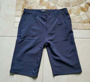 NWT Hurley Nike Dri Fit Shorts Boys Size 20 Inseam 10.5quot; $30.00