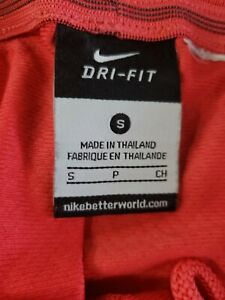 Nike dry fit shorts Petite S coral look at last picture to see true coral color $4.00