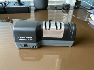 Chefs Choice Hybrid 250 Diamond Hone Knife Sharpener