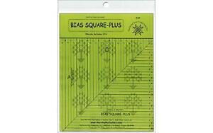 Feathered Star Ruler Bias Square Plus $21.71