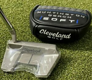 Cleveland Golf Huntington Beach SOFT 11 Mallet Putter 35quot; w Cover NEW #77472