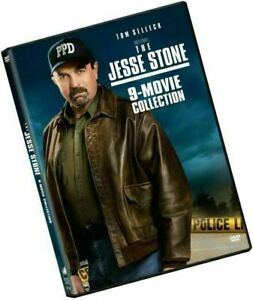 THE JESSE STONE 9 MOVIE COLLECTION New DVD Tom Selleck $33.99