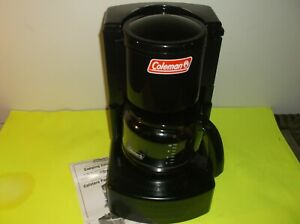 COLEMAN CAMPING DRIP COFFEE MAKER 10 CUP
