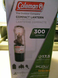 Coleman 2000026392 Small Compact Propane Camping Hiking Lantern
