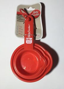 Betty Crocker Nesting Measuring Cup Sets $5.00FREE SHIPPING $7.95