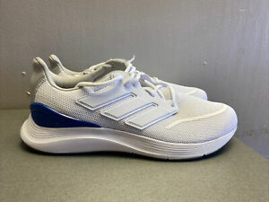 New adidas Energyfalcon White Blue Mens Running Shoes Size 11.5 EE9847 $29.99