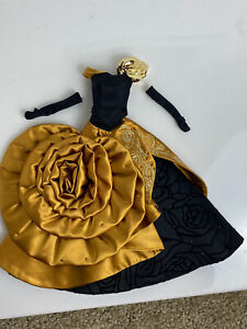 Disney Designer Midnight Masquerade Collection Belle Limited Edition DRESS ONLY $99.00