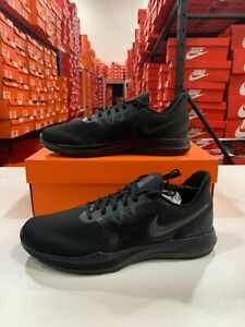 Nike Womens In Season TR 8 WIDE Training Shoes Triple Black AQ9939 002 NEW $52.99