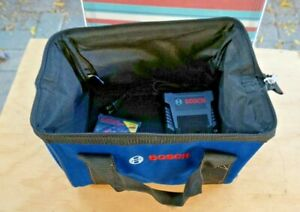 Bosch Tool Bag 13x9x9 and Bosch 18v Charger $48.00