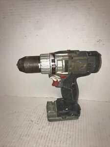 """PORTER CABLE 1 2"""" Compact Drill Driver Pcl180cd Bare Tool Works Perfectly $39.99"""