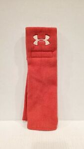 Red Under Armour Football Towel $19.95