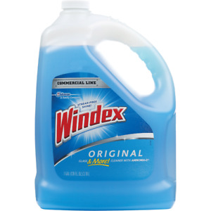 Windex 1 Gal. Commercial Line Glass amp; Surface Cleaner 12207 1 Each
