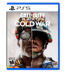 Activision Call of Duty: Black Ops Cold War PlayStation 5 $45.00