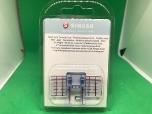 Singer Multilne Sewing Foot For Featherweight IEF C240 $9.90