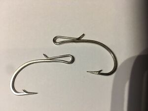 2 EARLY for SOUTH BEND lures? SINGLE forged DETACHABLE HOOKS