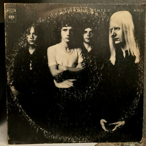JOHNNY WINTER AND Self Titled C 30221 12 Vinyl Record LP VG $18.50
