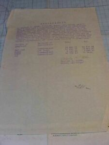 ORIGINAL WWII AVG FLYING TIGERS ACE SIGNED WARTIME CERTIFICATE $297.88