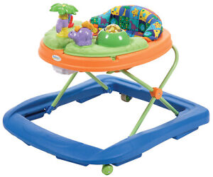 Safety 1st Dino Sounds n Lights Discovery Baby Walker with Activity Tray Dino $49.99