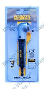 DEWALT Right Angle Attachment Impact Ready DWARA120 magnetic $28.99
