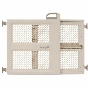 Safety 1st Lift Lock Swing Dual Mode Gate Taupe $39.99