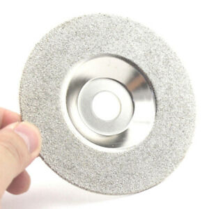 Coated Grinding Disc Diamond Wheel Grinder Coarse Glass Portable Angle Grinders $7.53