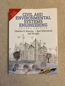 New:Civil and Environmental Systems Engineering by Jeff Wright 2nd INTL ED $15.90