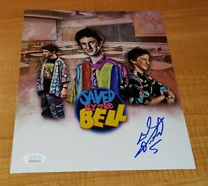 Dustin Diamond Screech Saved by The Bell Hand Signed 8x10 Photo JSA Image #1 $24.95
