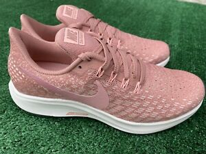NIKE WOMENS Air Zoom Pegasus 35 Running Tropical Pink size 8 942855 603 $70.00