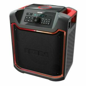 ION Pathfinder 4 Bluetooth Portable Speaker with Wireless Qi Charging $89.99