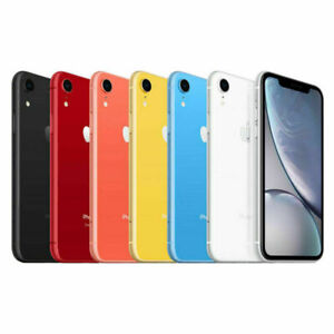 Apple iPhone XR 64GB Factory Unlocked Smartphone 4G LTE $309.98