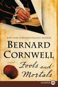 Fools and Mortals by Cornwell Bernard in Used Like New $6.56