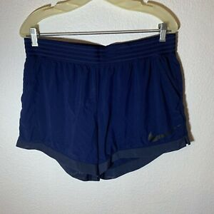 Womens Nike Dri Fit Shorts XL Jogging Exercise Athletic $35.00