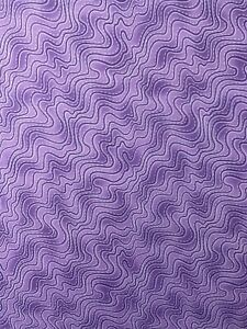 Purple Lines fabric by David Textiles 2 yds. 9 100% cotton $14.99