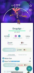 Pokemon TRADE #691 Dragalge Safe Cheap amp; Fast