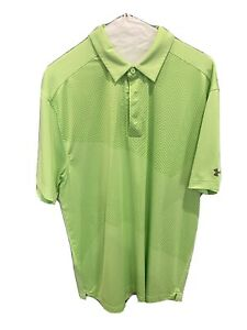 Under Armour golf shirts large W Logo $15.00