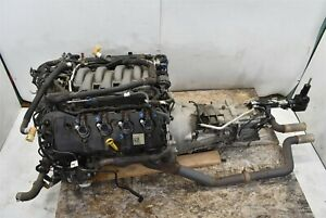 2015 2017 Ford Mustang GT 5.0 Coyote Engine Swap Dropout Transmission 6SPD 15 17 $8649.00