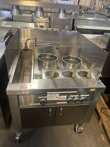 Pasta Cooker and Warmer 208v