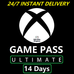 Xbox LIVE 14 Day GOLD 14 day Game Pass XBOX GAME PASS ULTIMATE Fast Delivery $6.99