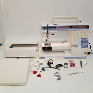 Husqvarna Viking Sewing Embroidery Machine 300th Anniversary w Cover amp; Pedal $350.00