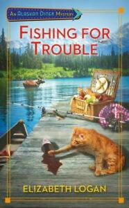 Fishing for Trouble An Alaskan Diner Mystery