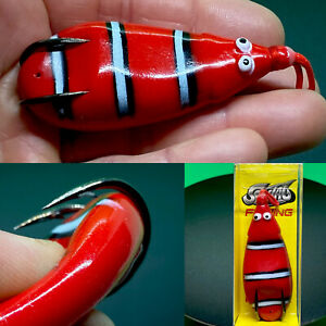 """Topwater Weedless Frog Lure 2.75"""" 16 g"""
