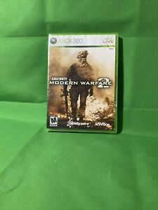 Call of Duty: Modern Warfare 2 XBOX 360 First Print Brand New Factory Sealed $246.99
