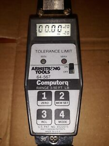 Electronic torque wrench $55.00